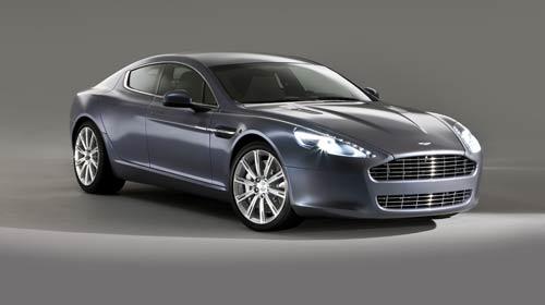 Aston Martin Artık Türkiye'de