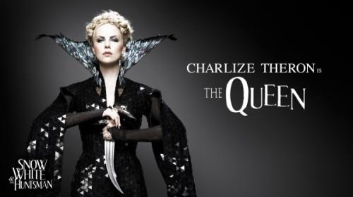 Theron 'Kötü Kraliçe' Rolünde…