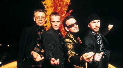Yoksa U2 arakçı mı?