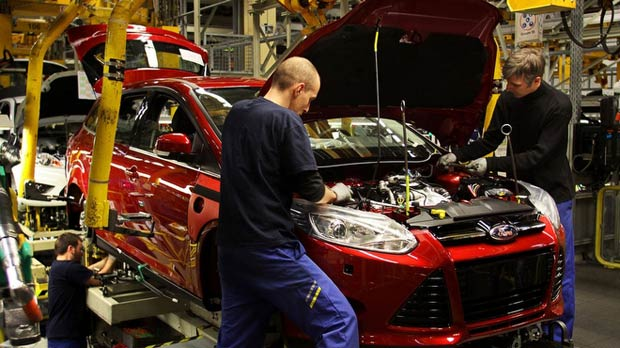 Renault'dan sonra Ford Otosan'da üretime ara verdi