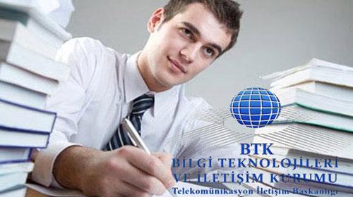 İletişim fakültesi mezunlarına BTK'da iş fırsatı