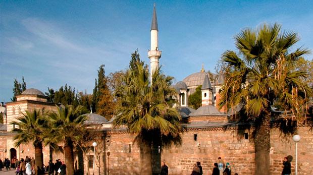 Çoban Mustafa Paşa Camii Restore Edildi