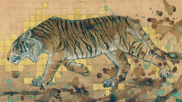 Japon Mürekkep Resmi Sergisi açılıyor