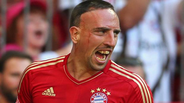 """Ribery'e """"milli takım zorlaması"""""""
