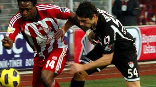 Sivasspor Hayat Buldu: 4-2