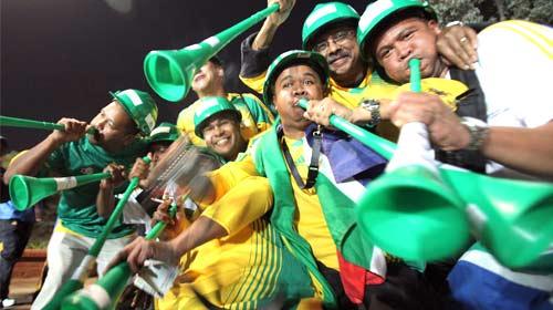 Dünya Kupası'nda Vuvuzela Çilesi