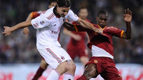 Milan, Juve Maçının Hakemine Çattı