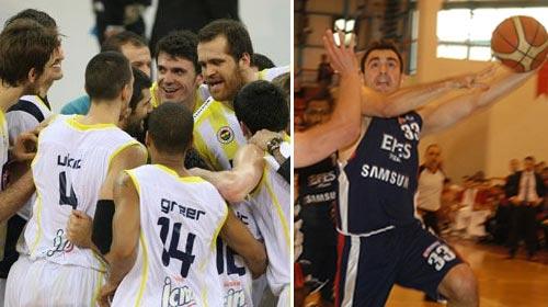 FB Ülker ve Efes Yarı Finalde!