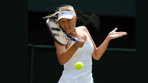 Sharapova'nın Dönüşü!