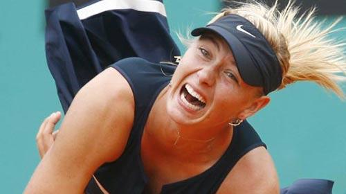 Sharapova Eskisi Gibi Değil!