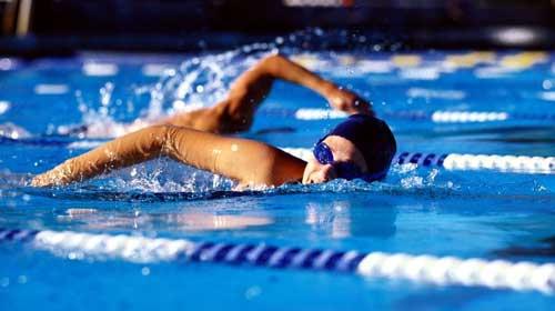 İstanbul'daki yüzme kursları