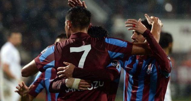 Trabzonspor'da iki futbolcu kadro dışı