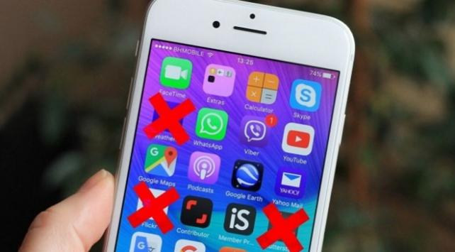 iOS 11'de bu uygulamalar çalışmayacak