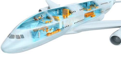 Şeffaf Uçak Üretilecek!..