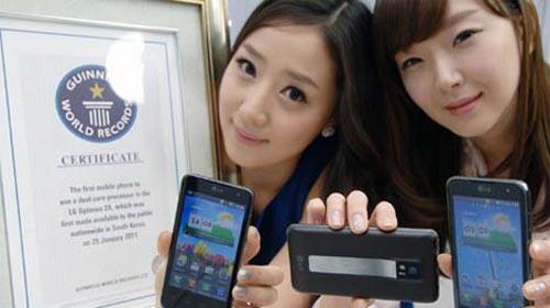 Guinness Rekorlar Kitabına Giren Telefon!