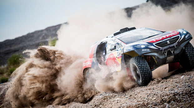 Dakar Rallisi'ni Peugeot kazandı