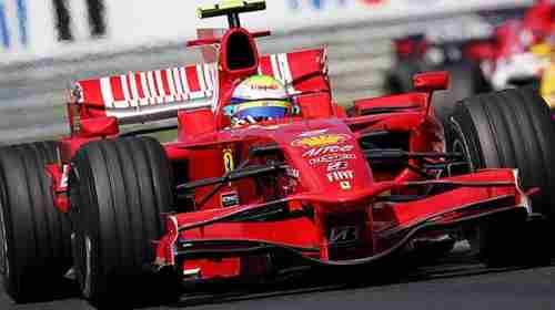 F1'de Ferrari Şoku