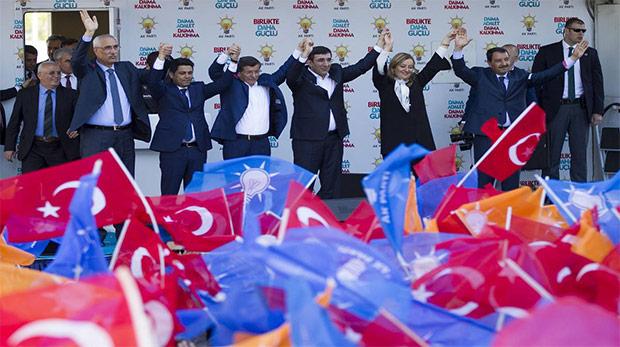 Ortadoğu ve Arap basınında 1 Kasım seçimi