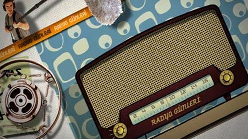 Mazhar Arslanoğlu Radyo Günlerinde