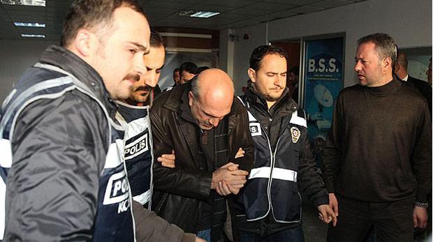 Gözaltına alınan 9 kişi adliyeye sevkedildi