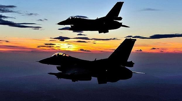 'Kuzey Irak'a hava operasyonu'