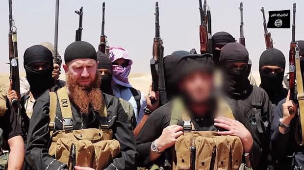 IŞİD'ten 'HİCRET' EL KİTABI
