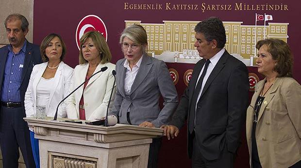 """Kılıçdaroğlu'na """"çekil"""" çağrısı"""