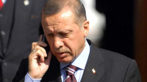 Erdoğan Uğur Kurt'un ailesini aradı