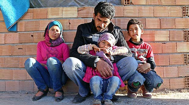 BM: Suriyeli mültecilere yardım yetersiz