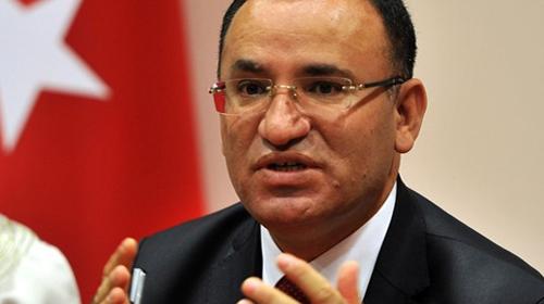 Bekir Bozdağ:Öcalan ilanı sabotaj