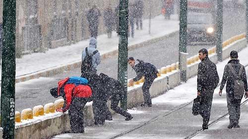 Kar İstanbul'a yeniden geliyor