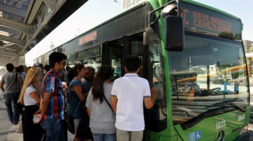 17 Eylül'de toplu taşıma araçları bedava!