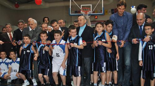Semih Erden Spor Tesisleri Açıldı