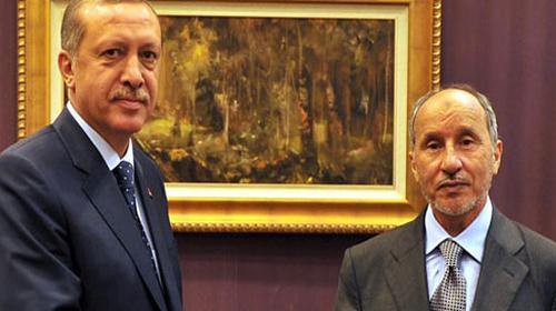 """Libya'dan Erdoğan'a """"Kaddafi"""" Telefonu"""