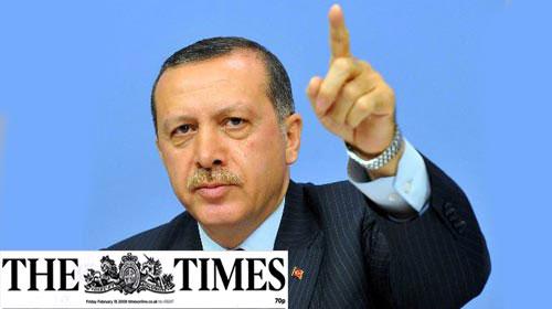 Times: Atatürk'ten Sonra En Güçlü Lider