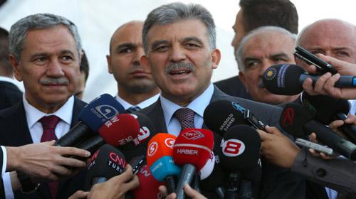 Cumhurbaşkanı Gül'ün Bayram Mesajı