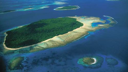 Pasifik Sallandı