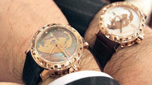 Napolyon'un Torunu Atatürk Saati Tasarladı