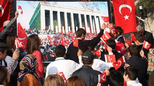 Atatürk TBMM'de Törenle Anıldı