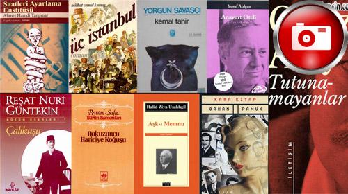 Okunması gereken 20 Türk romanı