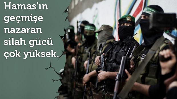 İsrail Gazze sınırından ileri gidemiyor