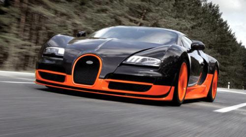 İşte Dünyanın En Hızlı Otomobili