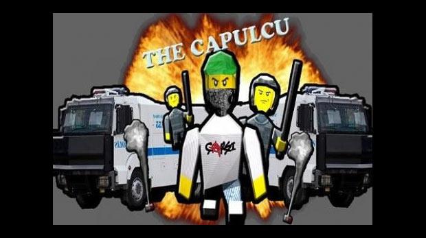 Çapulcular oyun oldu: The Capulcu