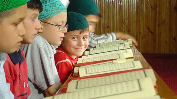 Kur'an kursları kışın da talebe bekliyor