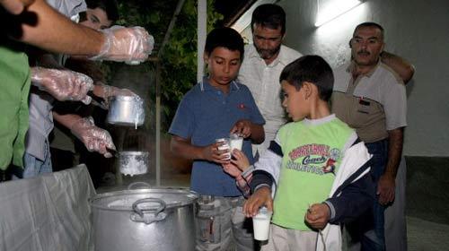 Camide 600 Yıllık Süt Geleneği
