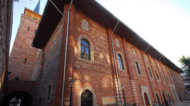 İstanbul'un en eski camii: Arap Camii