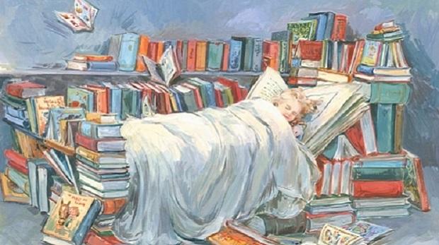 Çocuk Kitaplarının Kadim Lisanı…