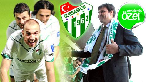 Ve 5. Büyük Bursaspor!
