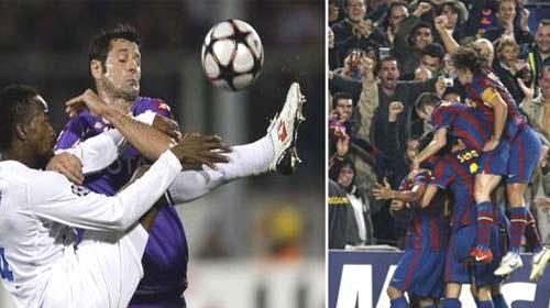 Gecenin Maçını Barcelona Kazandı