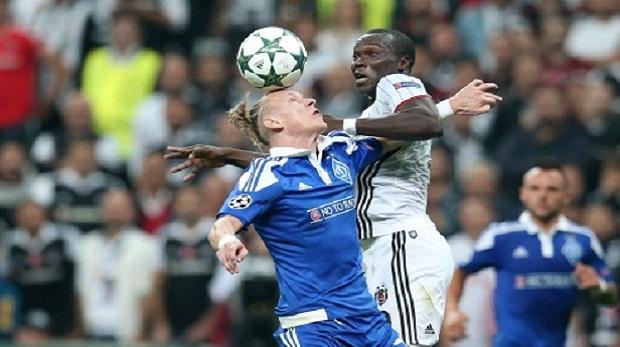 Beşiktaş Dinamo Kiev ile kader maçına çıkıyor